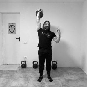 Fabio Zonin StrongFirst