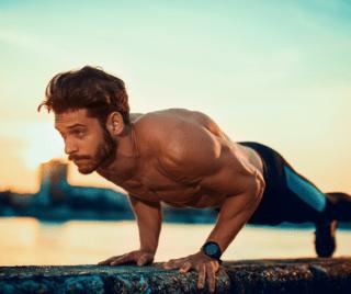 esercizi per le braccia senza pesi