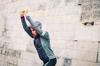 bande elastiche workout