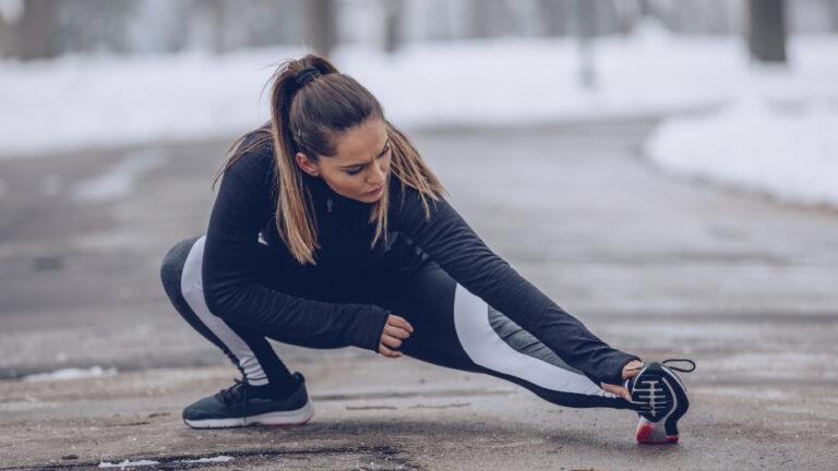 allenarsi al freddo
